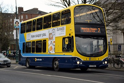 GT2 RDS Merrion Road 24 January 2020