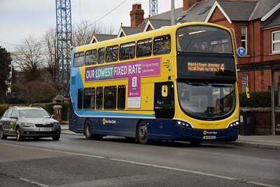 SG403 RDS Merrion Road 24 January 2020
