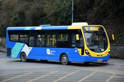 WM427 Drogheda Bus Station 25 January 2020