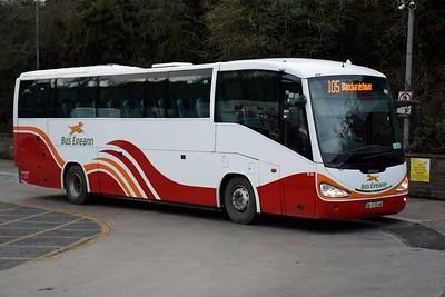 SC261 Drogheda Bus Station 25 January 2020