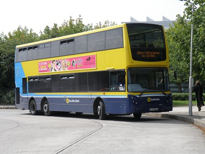 VT52 Belfield 30 July 2011