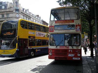 97D39112 (EMB768) Westmoreland St. 23 July 2011