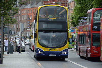 GT152 O'Connell St 3 July 2014