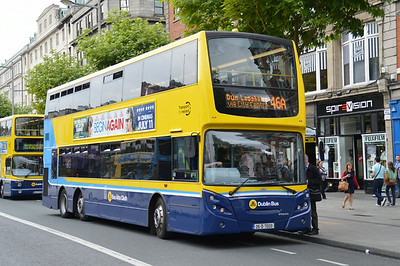 VT1 O'Connell St 3 July 2014