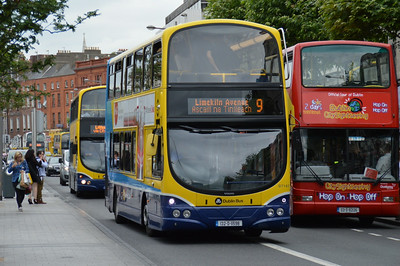 GT147 O'Connell St 3 July 2014