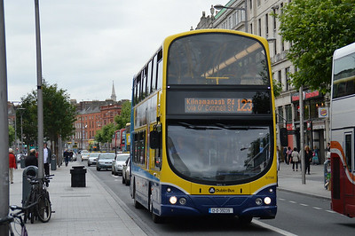 GT58 O'Connell St 3 July 2014