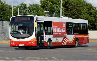 VWL160 Athlone Bus Station 7 July 2017