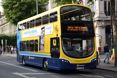SG333 O'Connell St 5 July 2018