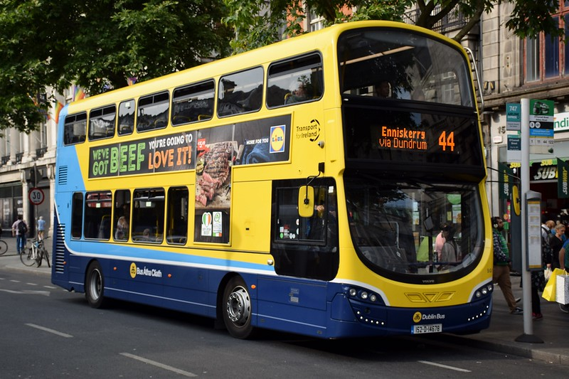 SG121 O'Connell St 5 July 2018