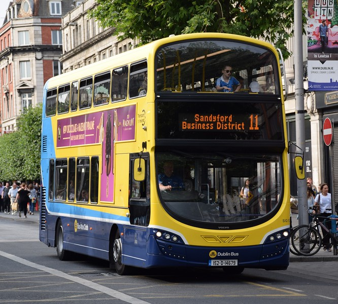 SG122 O'Connell St 5 July 2018