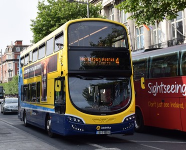 SG401 O'Connell St 5 July 2018