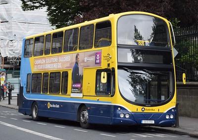 GT88 Pearse St 4 July 2020