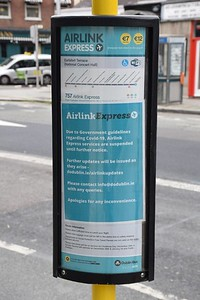 Airlink Notice Earlsfort Terrace 4 July 2020