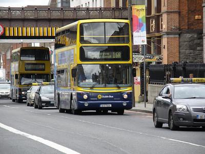 AV128 Westland Row 25 June 2011