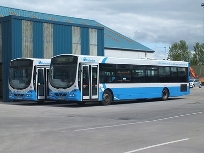 838 & 734 Antrim 1 June 2013