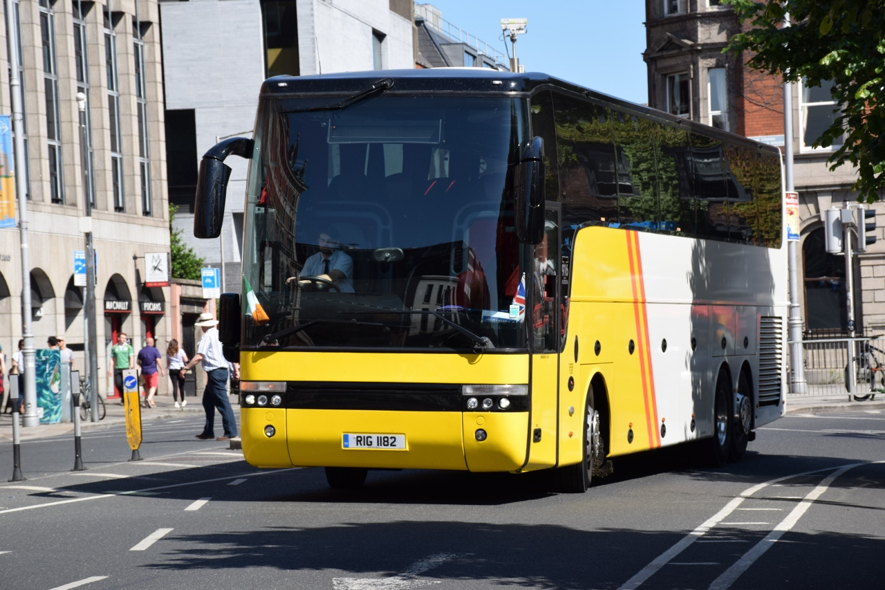 RIG1182 St Stephens Green 9 June 2018