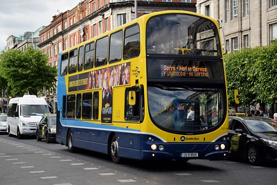 GT136 O'Connell St 14 June 2018