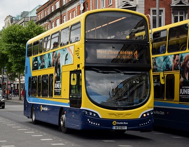 SG383 O'Connell St 14 June 2018