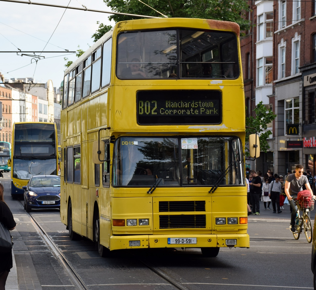99D591 O'Connell St 7 June 2018