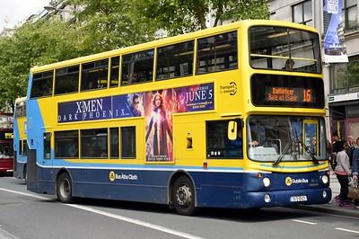 AV423 O'Connell St 15 June 2019