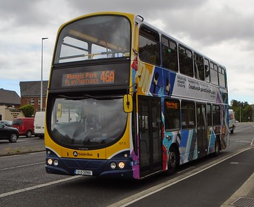 GT5 Stillorgan Road 3 June 2020