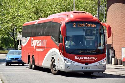 SE43 Amiens St 1 June 2020