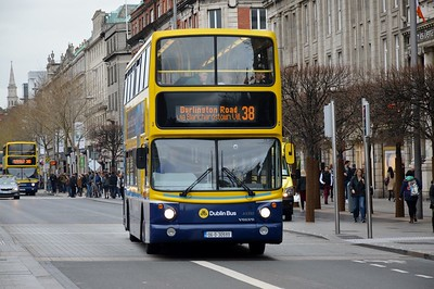 AX593 O'Connell St 30 March 2017