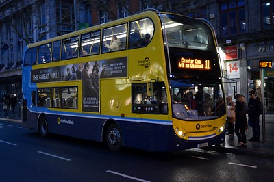 EV91 O'Connell St 2 March 2017