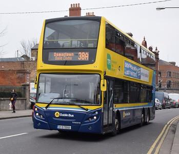 VT50 North Circular Road 2 March 2021