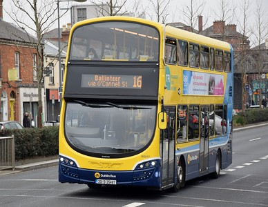 SG617 Lower Drumcondra Road 2 March 2021