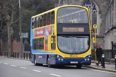 GT21 North Circular Road 2 March 2021