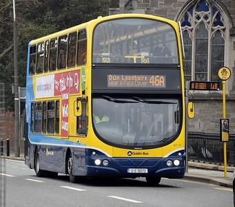 GT17 North Circular Road 2 March 2021
