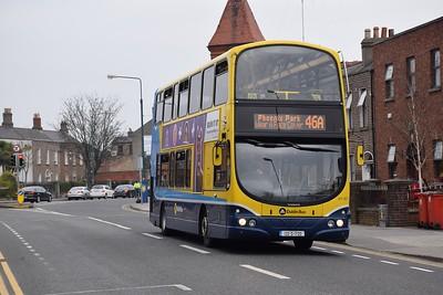 GT87 North Circular Road 2 March 2021