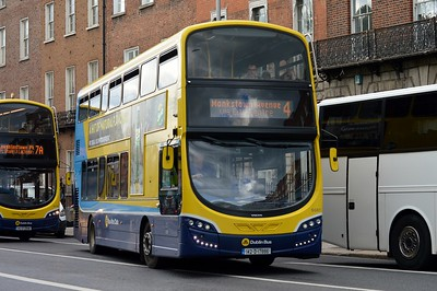 SG67 Merrion Square 5 May 2018