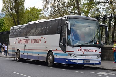 YJ14BZA South Leinster St 5 May 2018