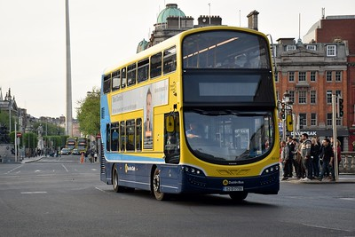 SG141 O'Connell Bridge 16 May 2019
