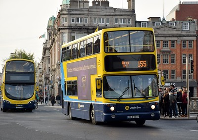 AX647 O'Connell Bridge 16 May 2019