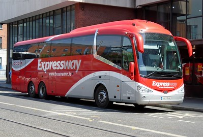 SE51 Busáras 28 May 2020