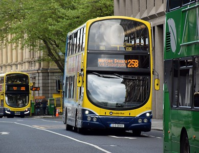 GT25 Kildare St 14 May 2021