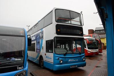 2305 Derry Bus Station 8 November 2017