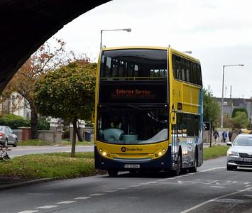 EV14 Clontarf Road 4 November 2020