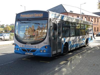 843 Derry 7 October 2012