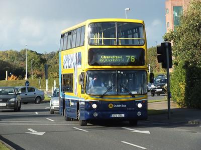 AX603 Liffey Valley SC 13 October 2012