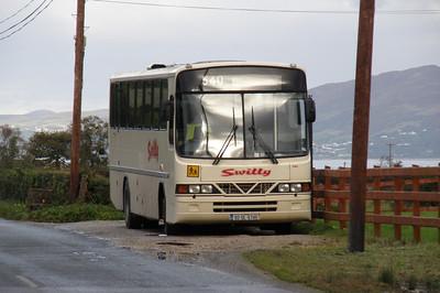 540 near Rathmullen 6 October 2012