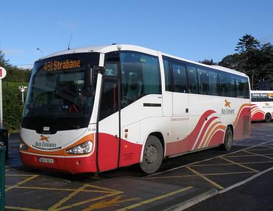 SC250 Letterkenny Bus Depot 6 October 2012
