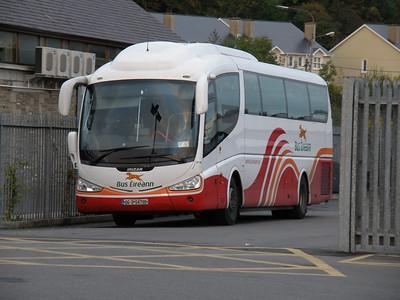 SP86 Letterkenny Bus Depot 6 October 2012