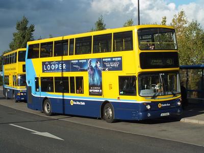 AV405 Liffey Valley SC 13 October 2012