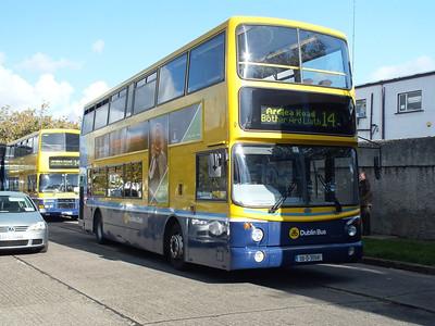 AX541 Ardlea Road 13 October 2012