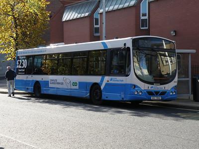 842 Derry 7 October 2012