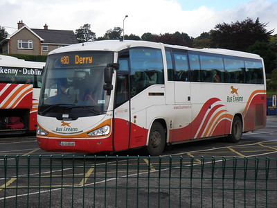 SC233 Letterkenny Bus Depot 6 October 2012